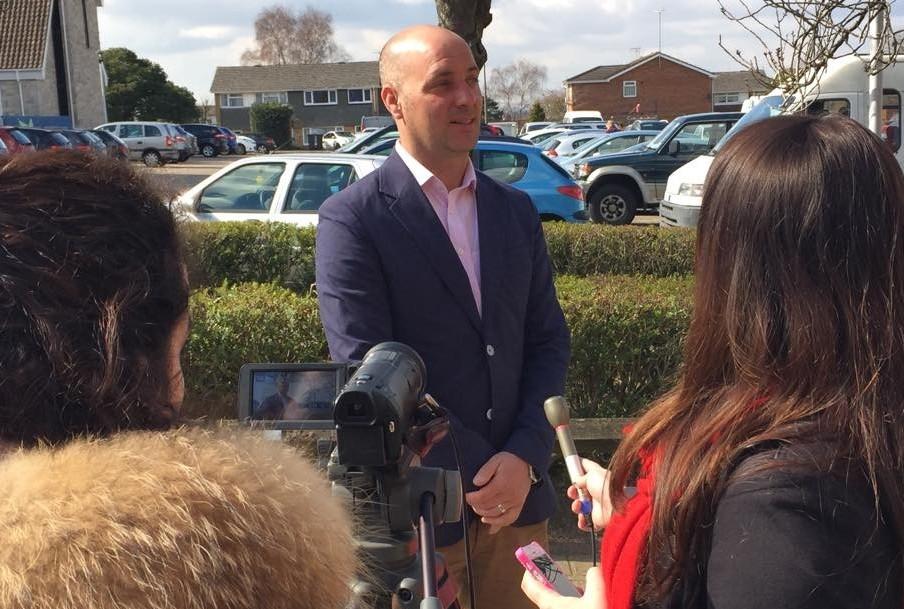 Photo of Richard Turner of UKIP Mid Dorset North Poole