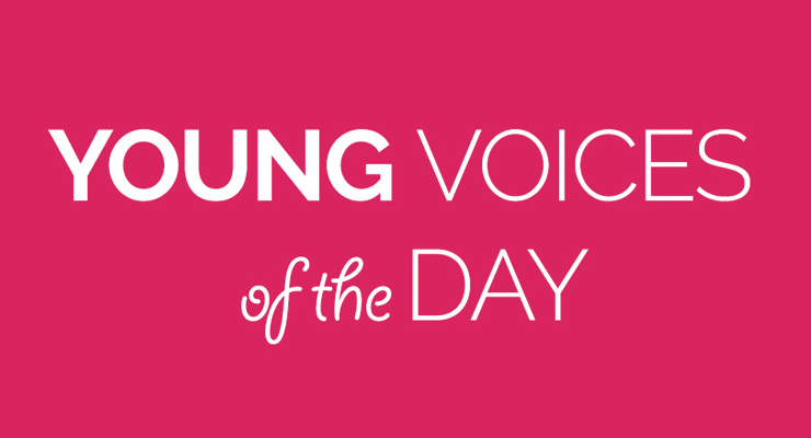 Young-voice-of-the-day