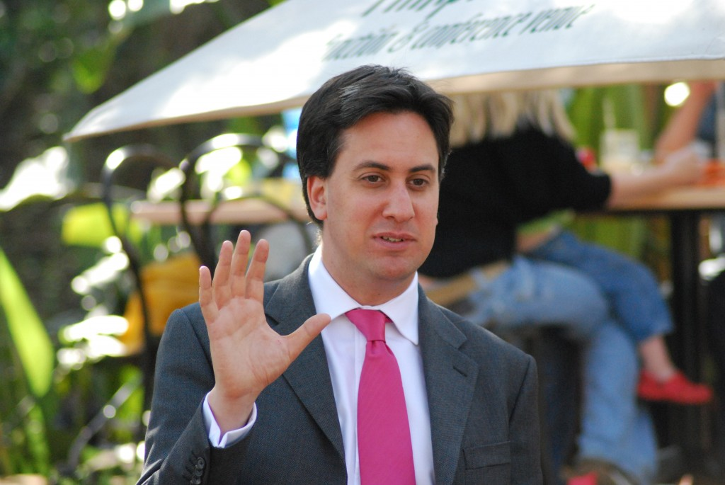 Ed Miliband has previously ruled out an SNP deal