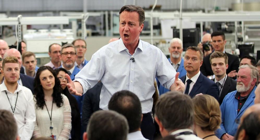 Cameron apprenticeships pledge