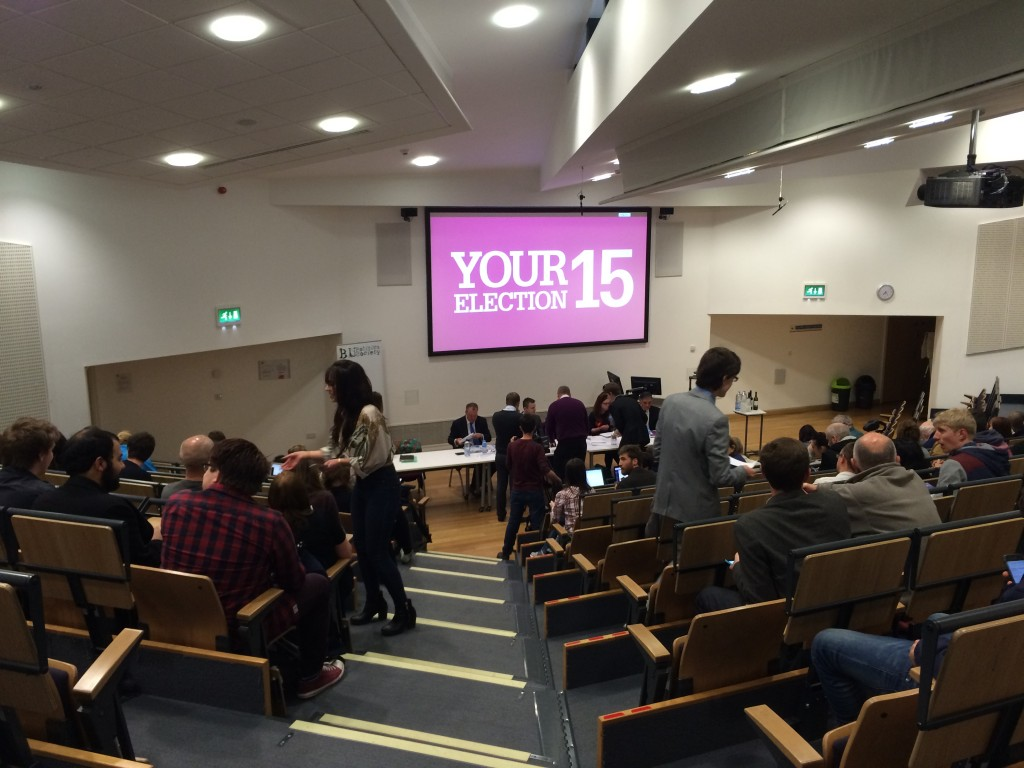 Bournemouth University debate