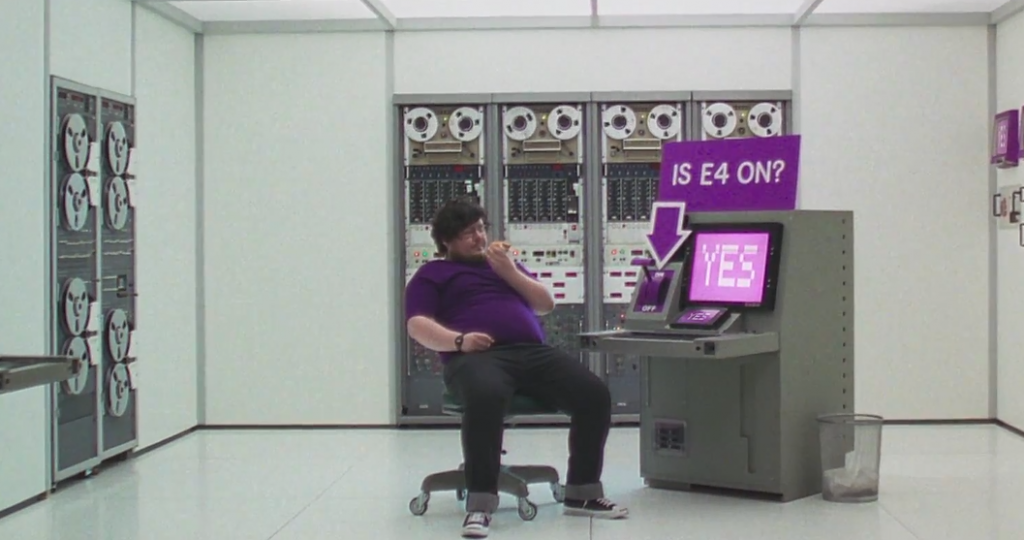 E4 will go dark on May 7th to encourage young people to vote