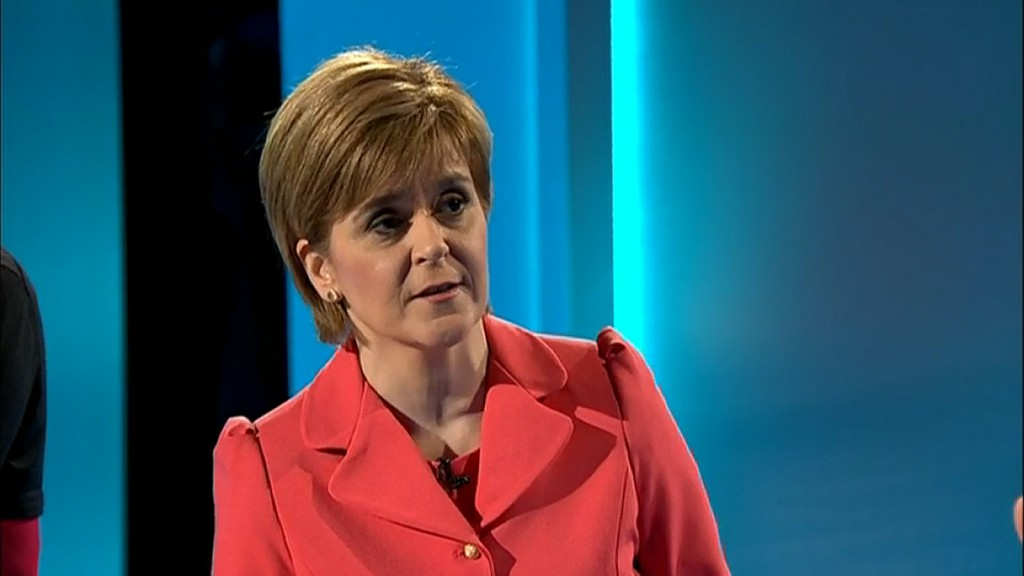 SNP leader Nicola Sturgeon shone in ITV's seven-way leaders' debate