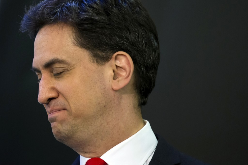 Ed Miliband resigns as Labour leader