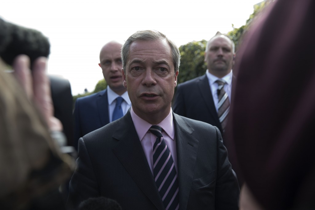 Nigel Farage fails to secure Thanet South