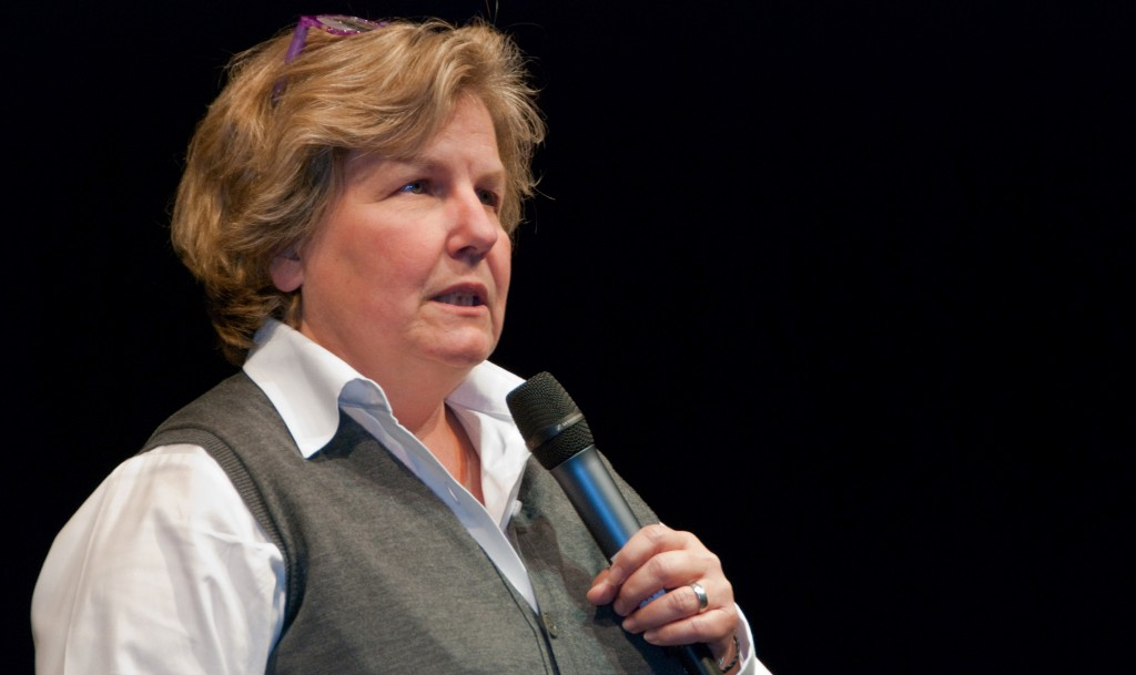Comedian Sandi Toksvig has formed the new Women's Equality Party