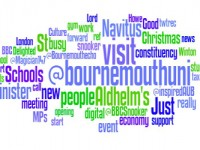 What are Bournemouth politicians tweeting?