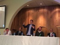 Bournemouth East hustings descends into chaos