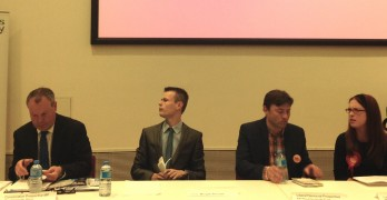 BU prospective candidates debate: How will we engage more people in politics?
