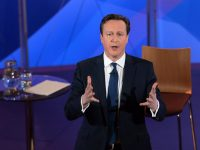 David Cameron: 'Flat out for victory'