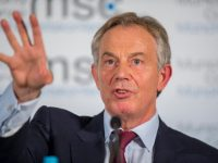 Tony Blair backs Ed's Labour campaign