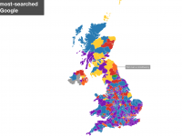 New Google map tips Cameron to win