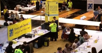 Poole count to be declared at 3am
