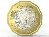 New £1 coin designed by 15 year old schoolboy