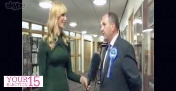 Simon Hoare is confident on Tory win of North Dorset seat
