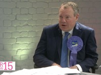 Conor Burns hopes to be re-elected in Bournemouth West