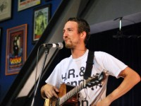 Frank Turner is famed for music with a political edge
